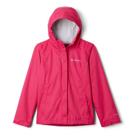 Columbia Arcadia Jacket Girl - Cactus Pink