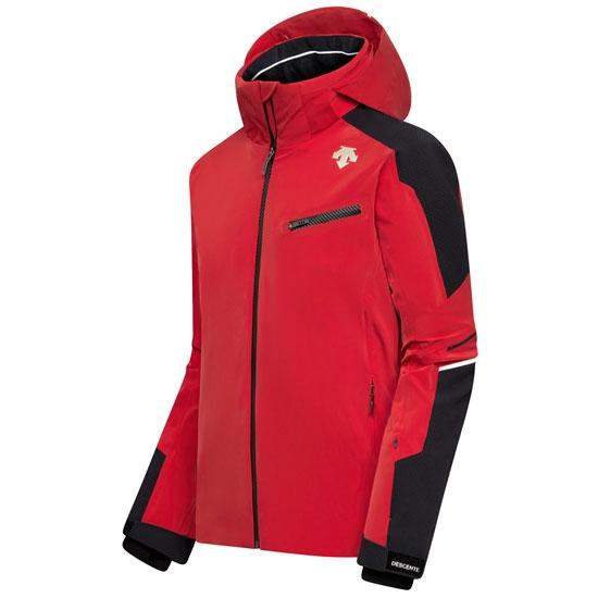 Descente Jurgen Insulated Jacket - Red