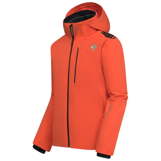 Descente Breck Insulated Jacket - Orange