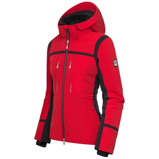 Descente Layla Insulated Jacket - Red