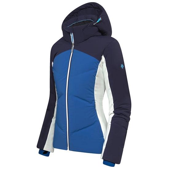 Descente Asienna Down Jacket W - Blue