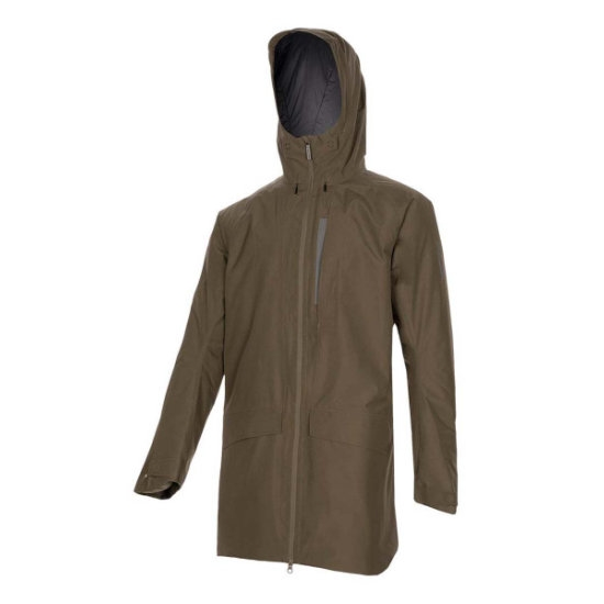 Trangoworld Marmara Termic Parka - Brown