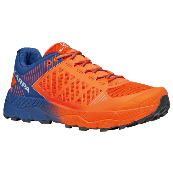 Orange Fluo/Galaxy Blue