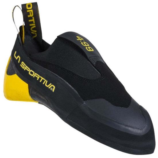 La Sportiva Cobra 4.99 - Black/Yellow