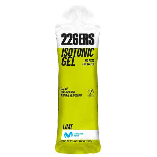 226ers Isotonic Gel Lime -