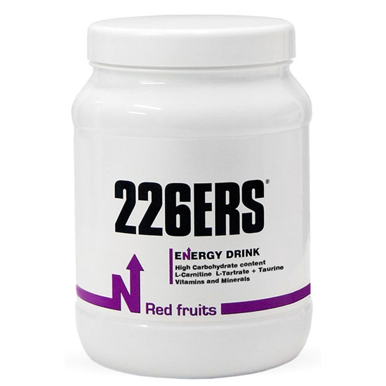 226ers Energy Drink 0,5 kg Red Fruits -