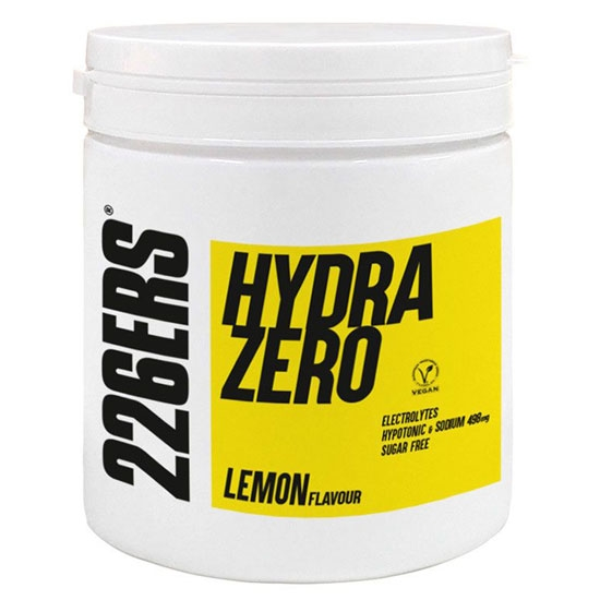 226ers Hydrazero Drink 225 g Lemon -