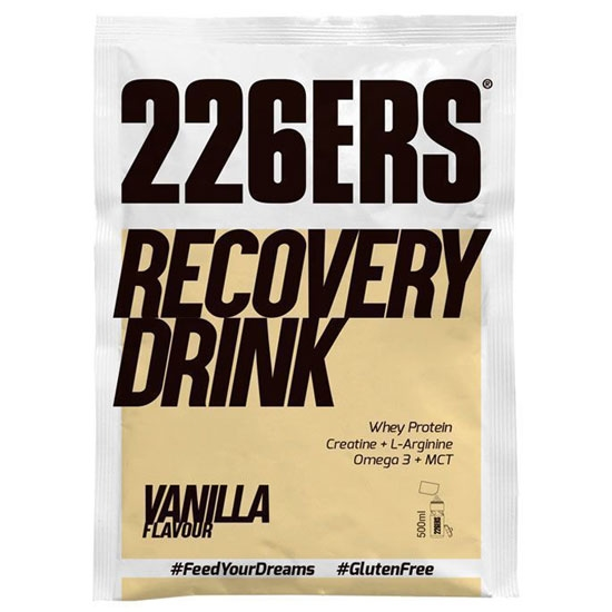 226ers Recovery Drink 50 g Vainilla -