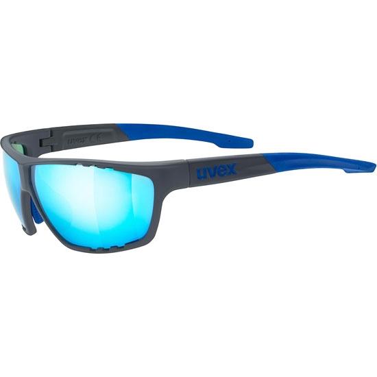 Uvex Sportstyle 706 - Azul Mate