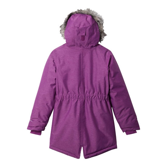 Columbia Nordic Strider Jacket Girl - Photo of detail