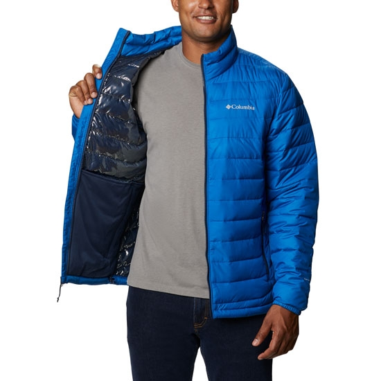 Columbia Powder Lite Jacket - Foto de detalle