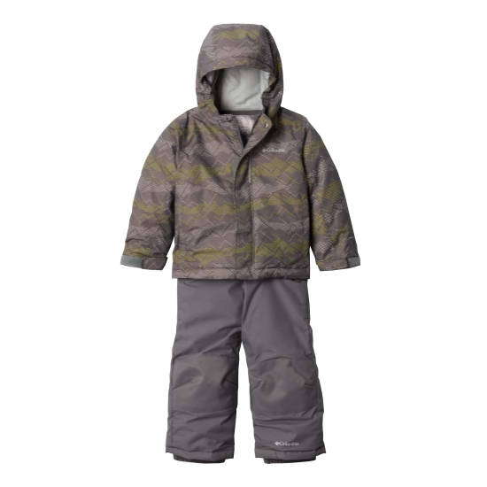 Columbia Buga Set Kids - Grey