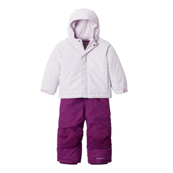 Columbia Buga Set Kids - Purple