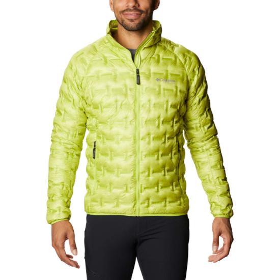 Columbia Alpine Crux Down Jacket - Green