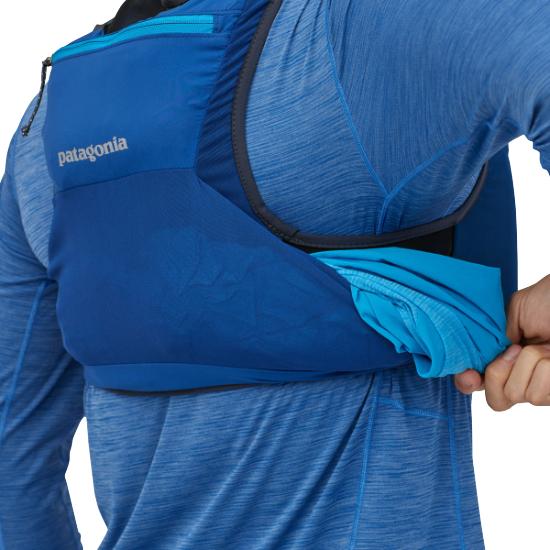 Patagonia Slope Runner Endurance Vest - Photo of detail