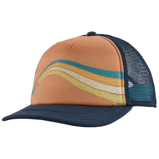 Patagonia Psychedelic Slider interstate Hat W - Stone Blue