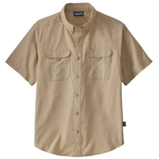 Patagonia Self-Guided Hike Shirt - Nautilus Tan