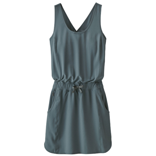 Patagonia Fleetwith Dress W - Plume Grey