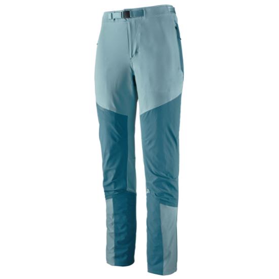 Patagonia Altvia Alpine Pants W - Upwell Blue