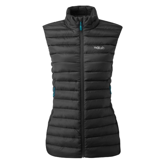 Rab Microlight Vest W - Black