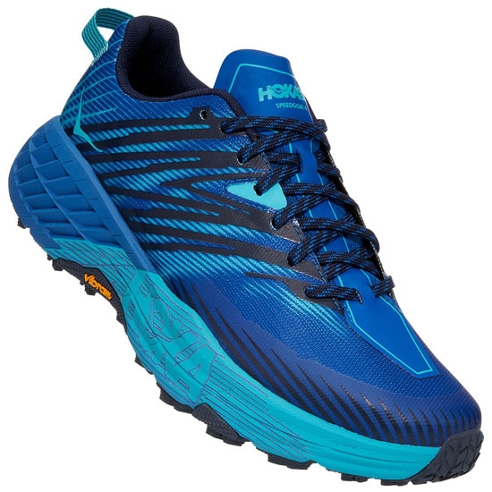 Hoka One One Speedgoat 4 - Turkish Sea/Scuba Blue