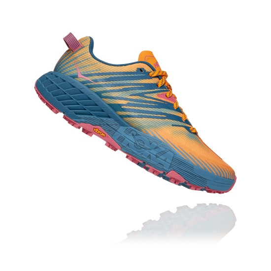 Hoka One One Speedgoat 4 W - Photo of detail