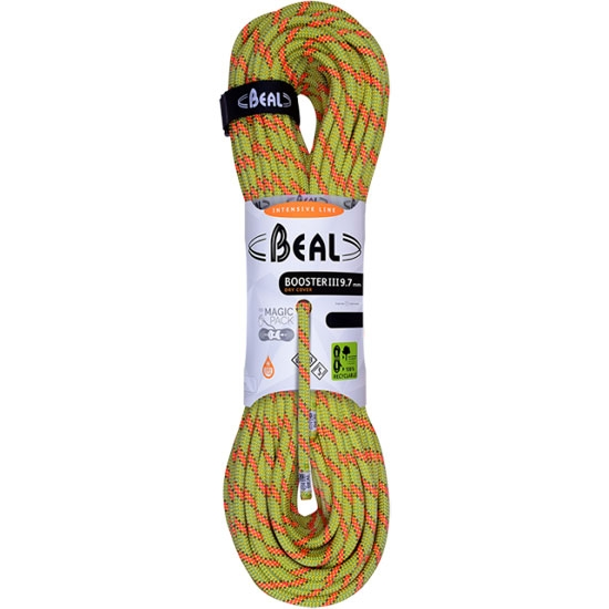 Beal Booster 9.7 mm x 60 m Dry Cover - Anís