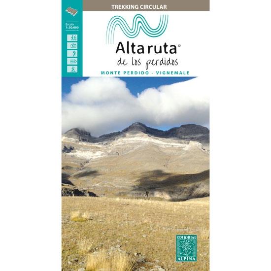 Ed. Alpina Alta Ruta de los Perdidos 1:30000 -