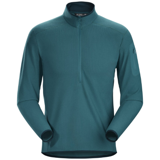 Arc'teryx Delta LT Zip Neck - Paradigm