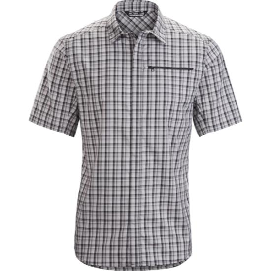 Arc'teryx Kaslo Shirt SS - Binary Pixel