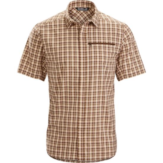 Arc'teryx Kaslo Shirt SS - Liminal Shift