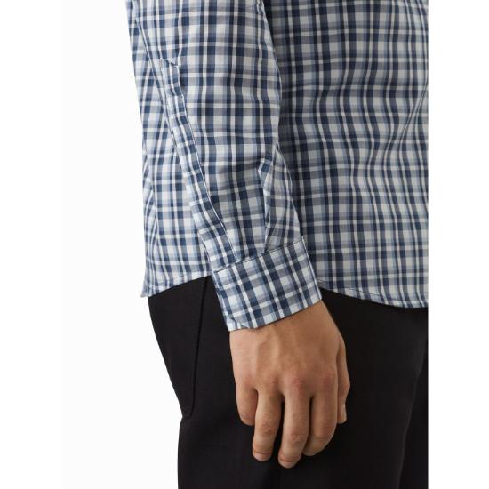Arc'teryx Kaslo Shirt LS - Photo of detail