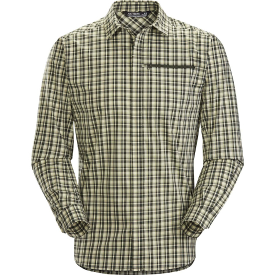 Arc'teryx Kaslo Shirt LS - Subversive Bloom