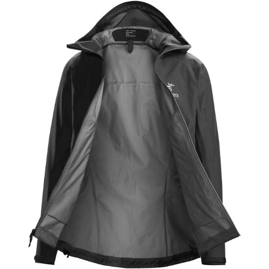 Arc'teryx Beta LT Jacket - Detail Foto