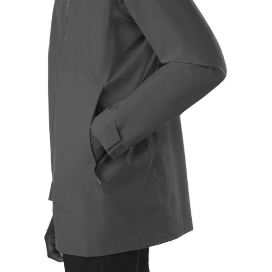 Arc'teryx Sawyer Coat - Photo of detail