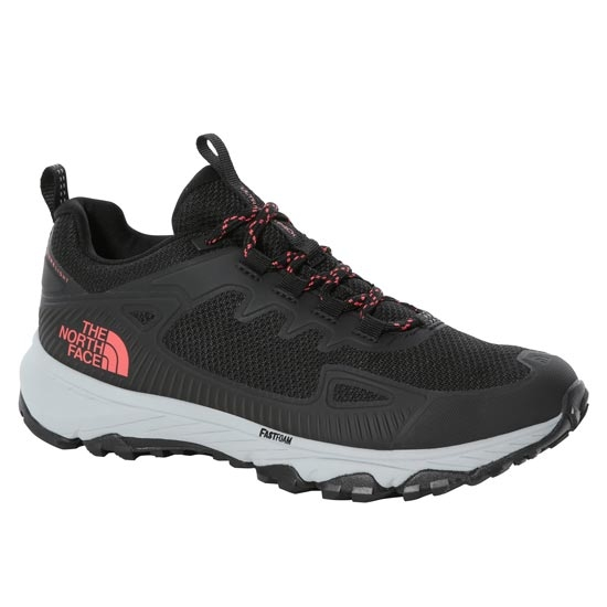 The North Face Ultra Fastpack IV FutureLight W - Tnf Black/Fiesta Red