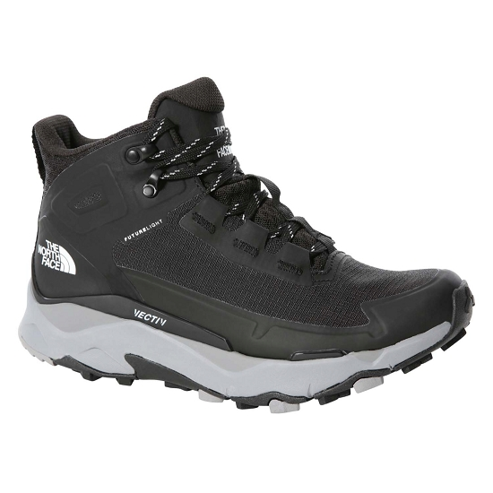 The North Face Vectiv Exploris Mid FutureLight W - Black/Mel