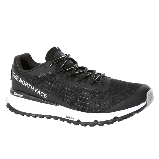 The North Face Ultra Swift - Black/White