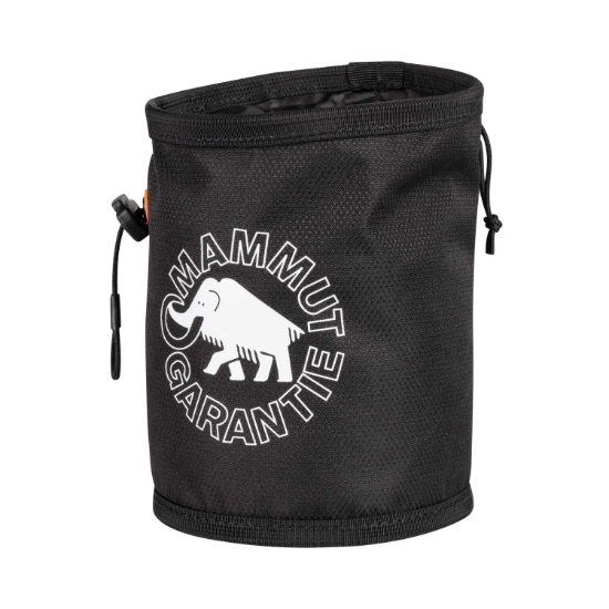 Mammut Gym Print - Black
