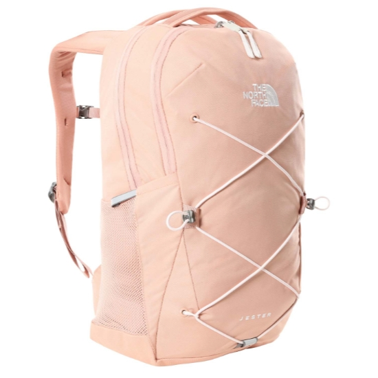 The North Face Jester W - Cafe Creme/Pink