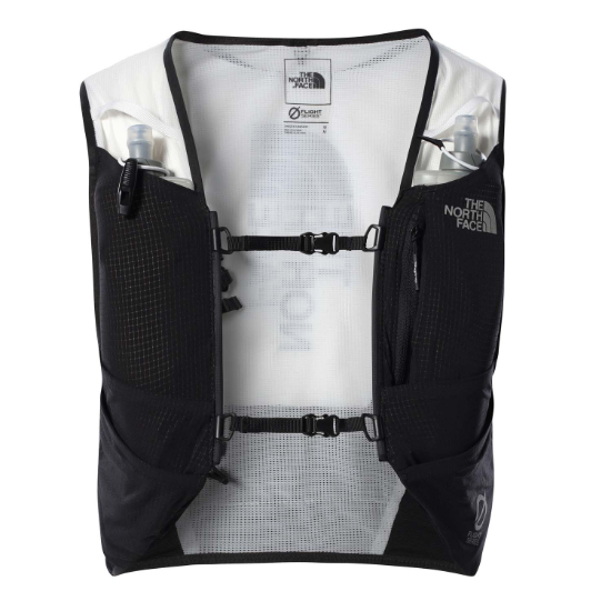 The North Face Flight Race Day Vest 8 - Tnf White/Black