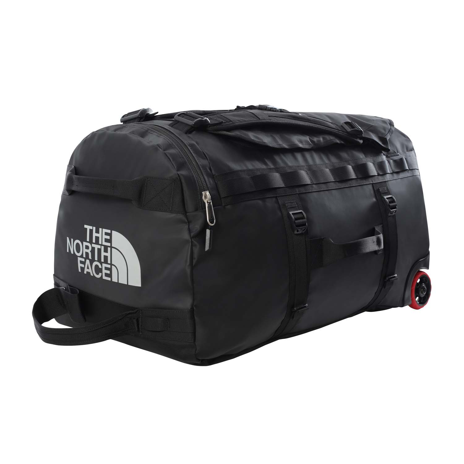 The North Face Base Camp Duffel Roller - Tnf Black