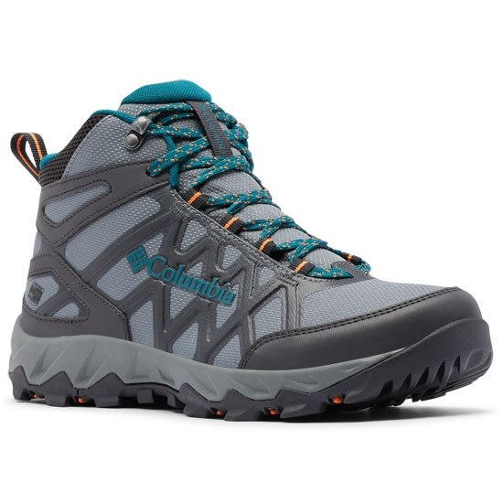 Columbia Peakfreak X2 Mid Outdry W - Ti Grey Steel/Deep Wave