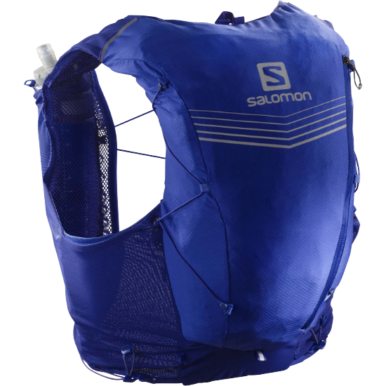 Salomon ADV Skin 12 Set - Clematis Blue/Ebon