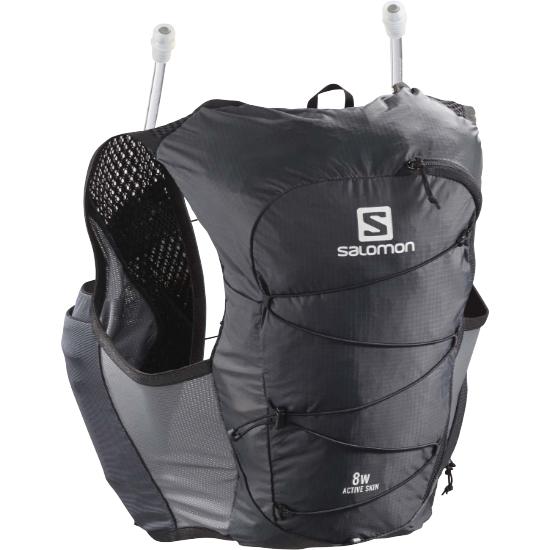 Salomon Active Skin 8 Set W - Ebony/Black