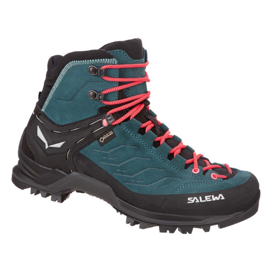 Salewa MTN Trainer Mid GTX W - Atlantic Deep