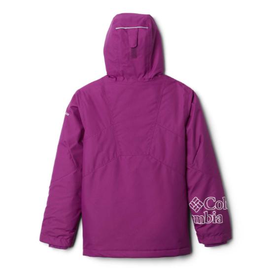 Columbia Alpine Diva Jacket Girls - Photo of detail