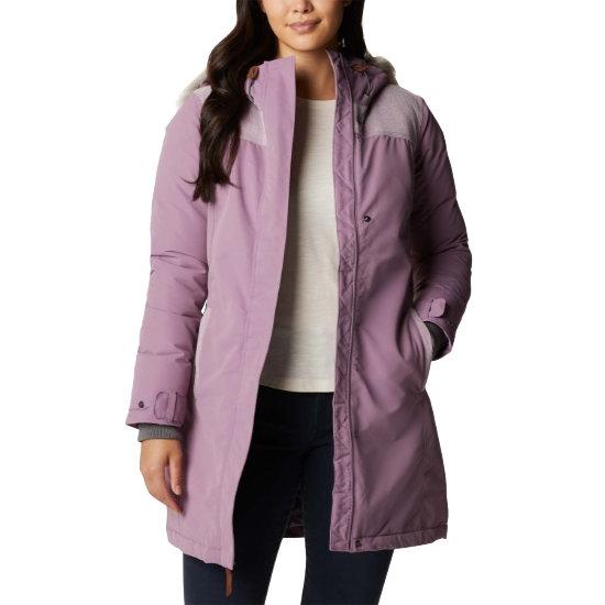 Columbia Lindores Jacket W - Light Purple