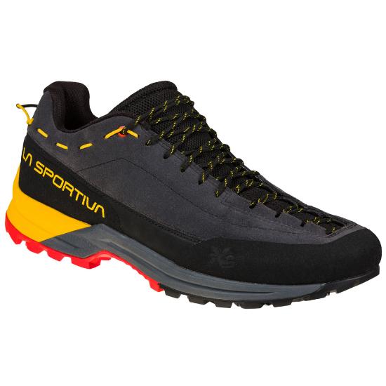 La Sportiva Tx Guide Leather - Carbon/Yellow