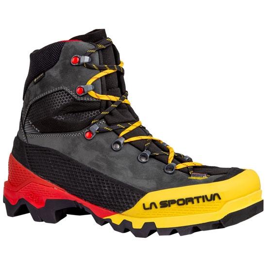 La Sportiva Aequilibrium LT GTX - Black/Yellow